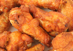 best hot chicken wings